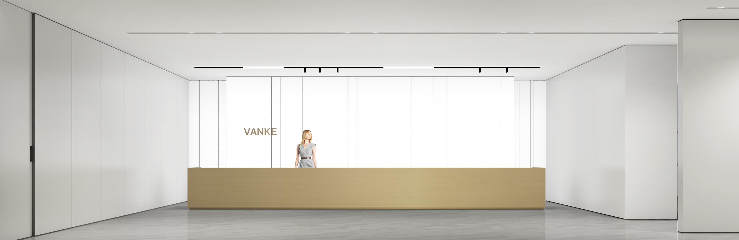 VANK Office Space 万科办公空间